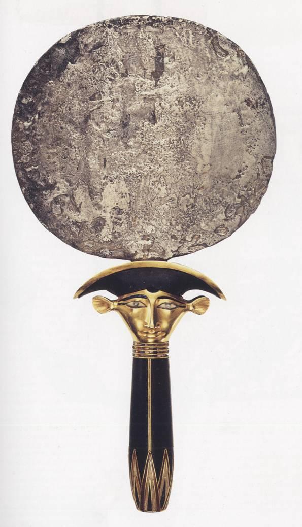 Espejos en la antig edad reflejos de belleza e imagen - Espejo veneciano antiguo ...
