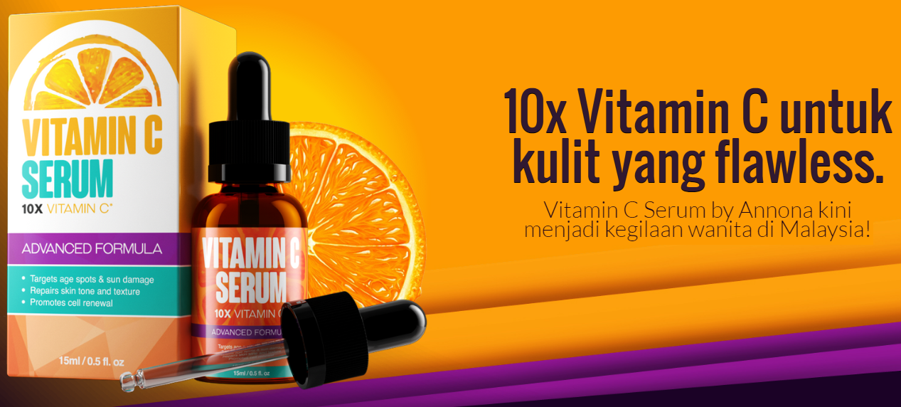 Serum Vitamin C Annona