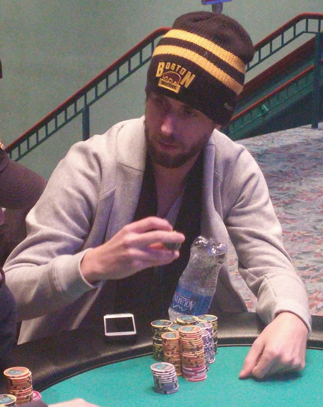 Foxwoods Poker: One orbit with Tim Reilly (& Chris Leong)