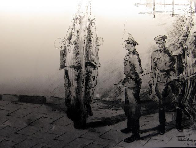 Campo de Concentração Dachau - tortura