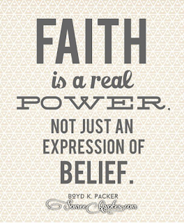 the power of faith quotes