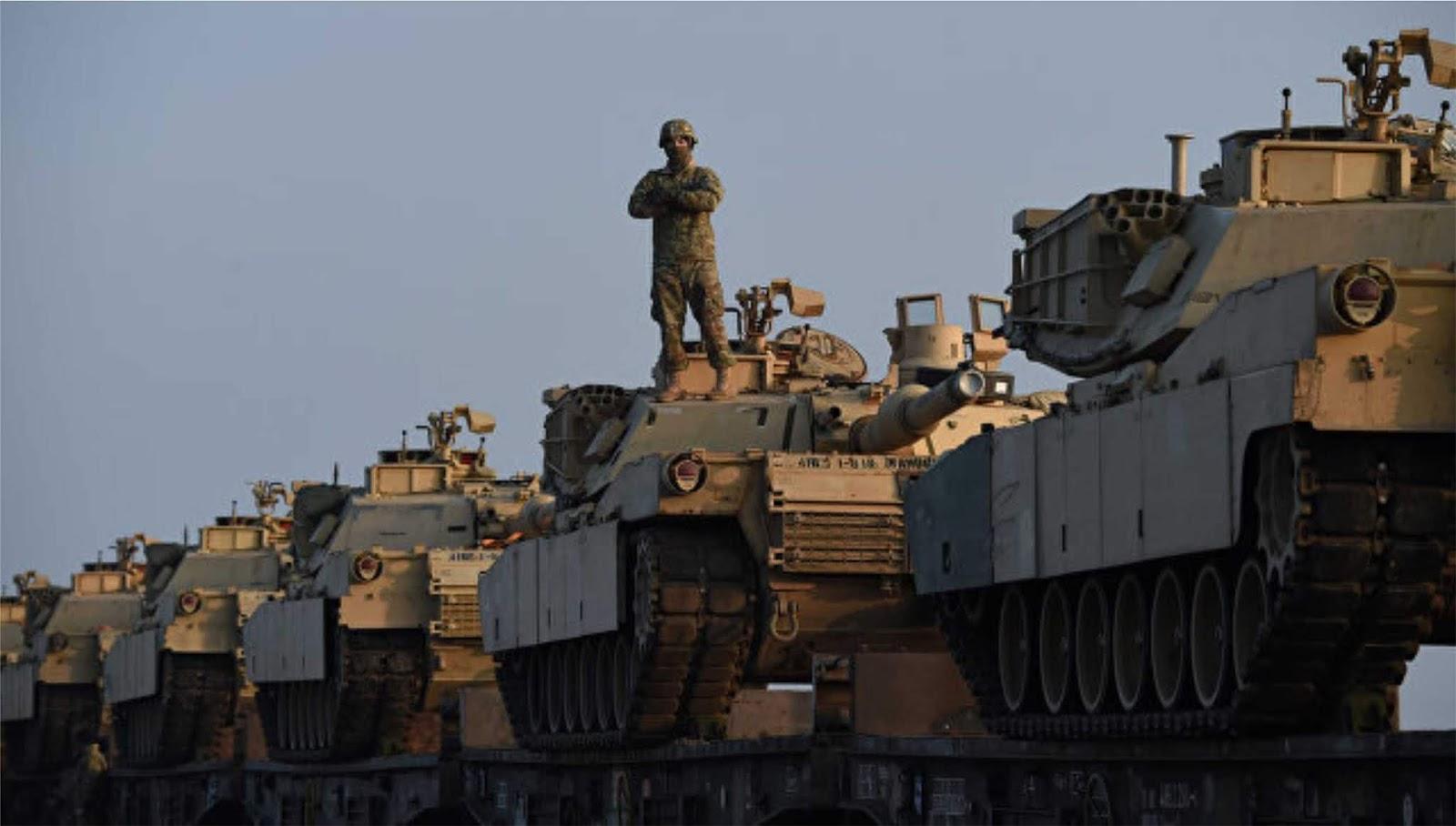NATO tidak siap untuk perang yang berlarut-larut dengan Rusia