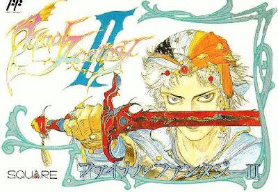 final-fantasy-II%2Bfront Final Fantasy II chega para celulares com Java
