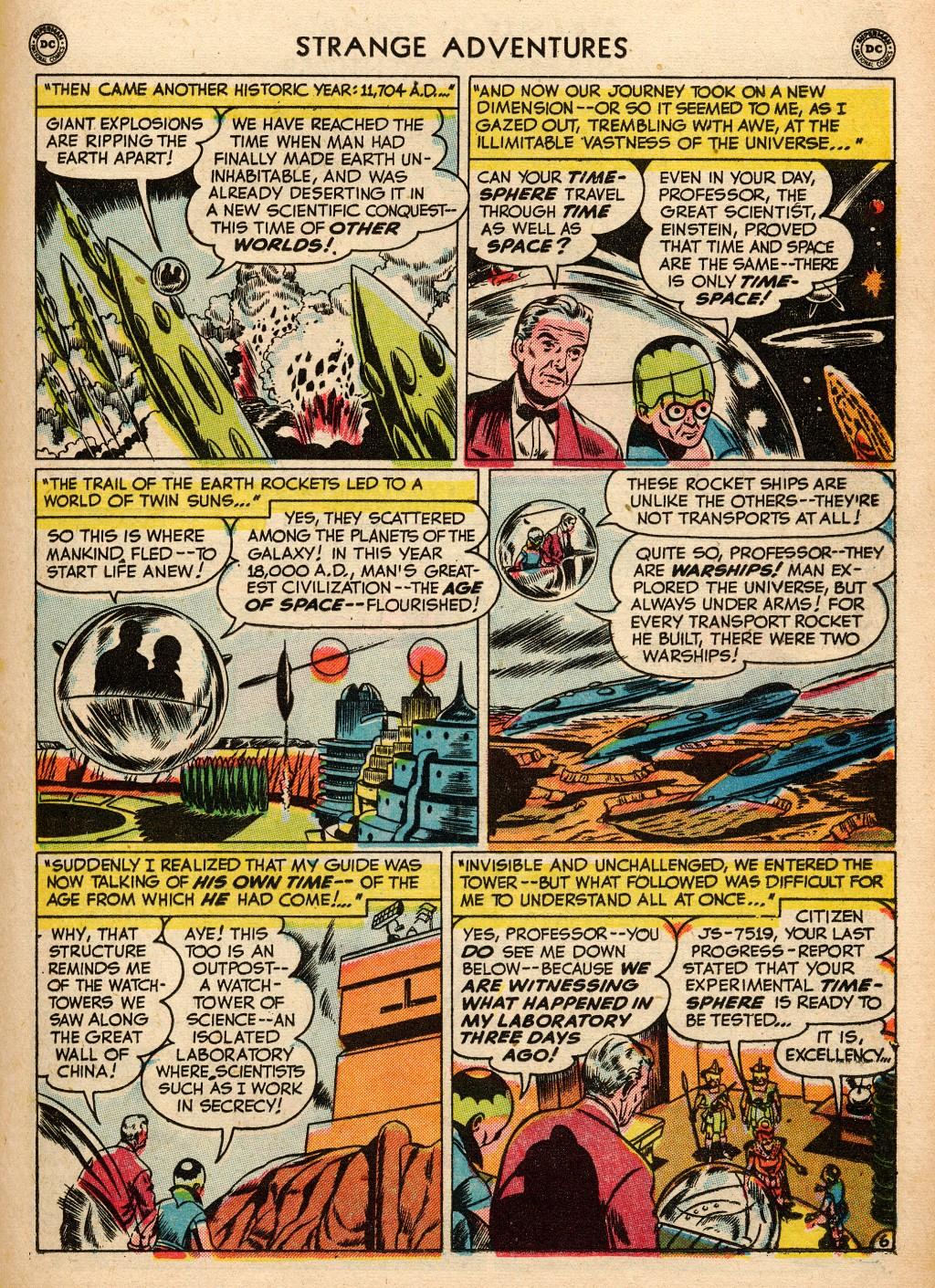 Strange Adventures (1950) issue 2 - Page 29