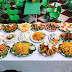 Kế hoạch lên thực đơn và tổ chức tiệc buffet cho bé tại trường mầm non