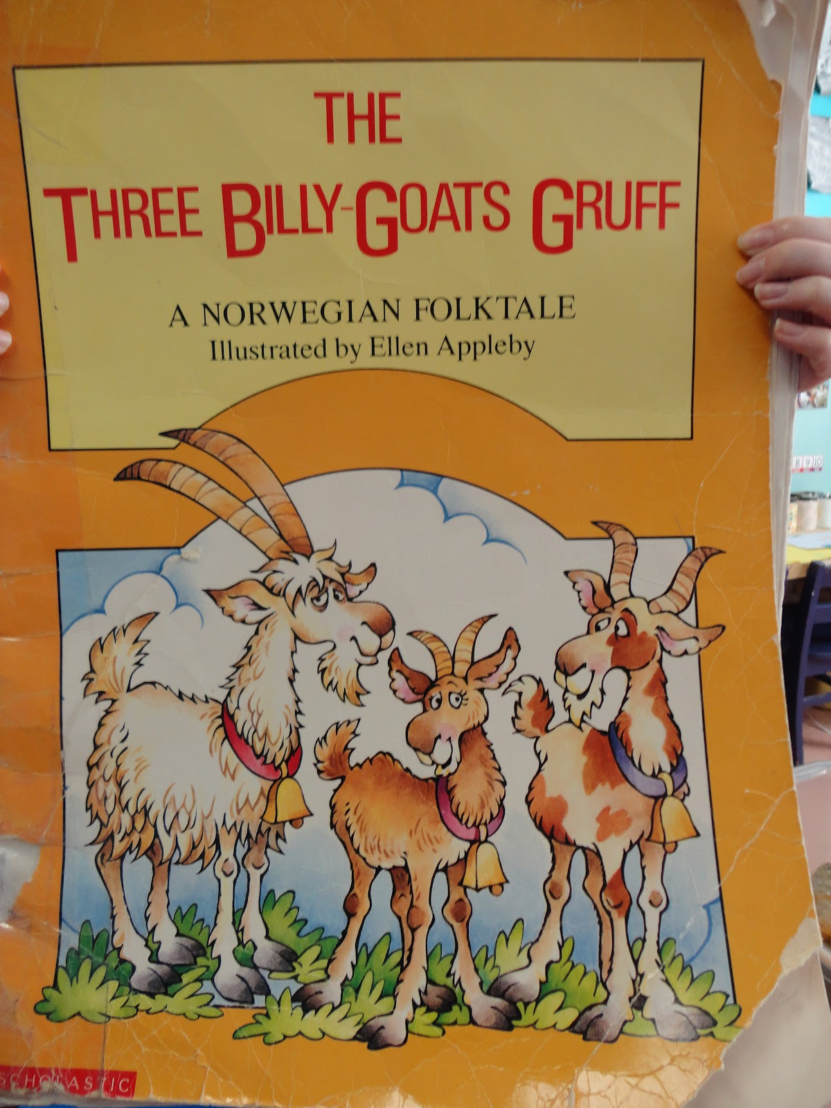 My Catch A Star Classroom The Three Billy Goats Gruff
