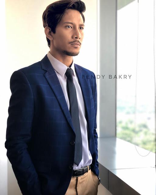 Fendy Bakry Pelakon Drama Kan Kukejar Cinta Kamu