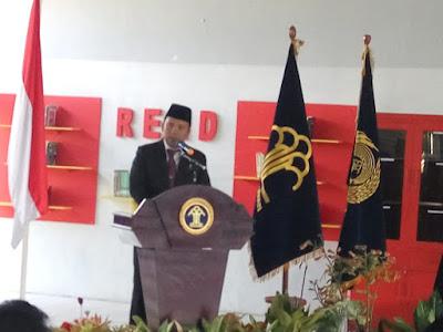 HUT RI ke-73, Gubernur Ridho Serahkan Remisi Bagi Napi