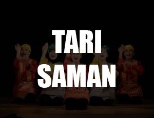 Tari Saman