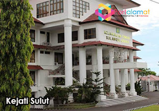 Alamat Kantor Kejaksaan Tinggi Sulawesi Utara