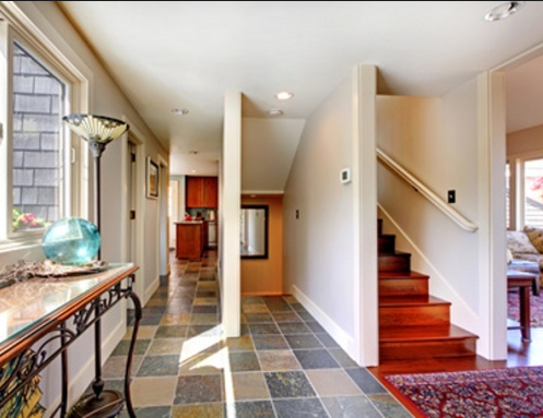 Desain Rumah Dengan Interior Minimalis Serta 2 Lantai Besar