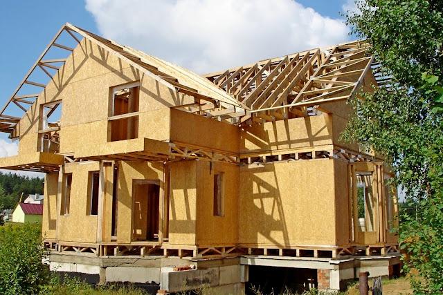 Строительство каркасных домов в Крыму цены
