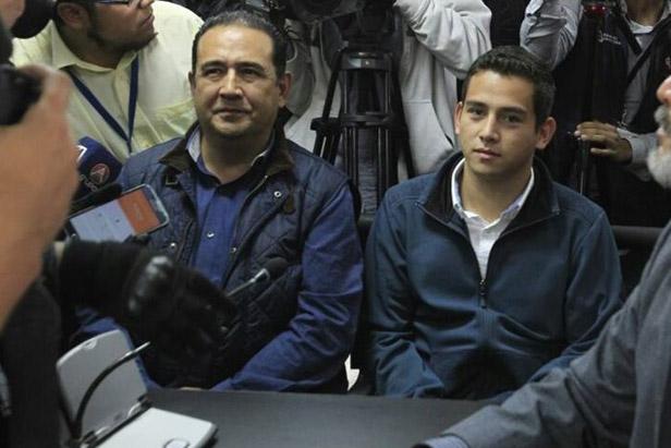 Sammy Morales, José Manuel Morales Marroquín, Samuel Everardo Morales, Jimmy Morales, caso botín Registro de la Propiedad