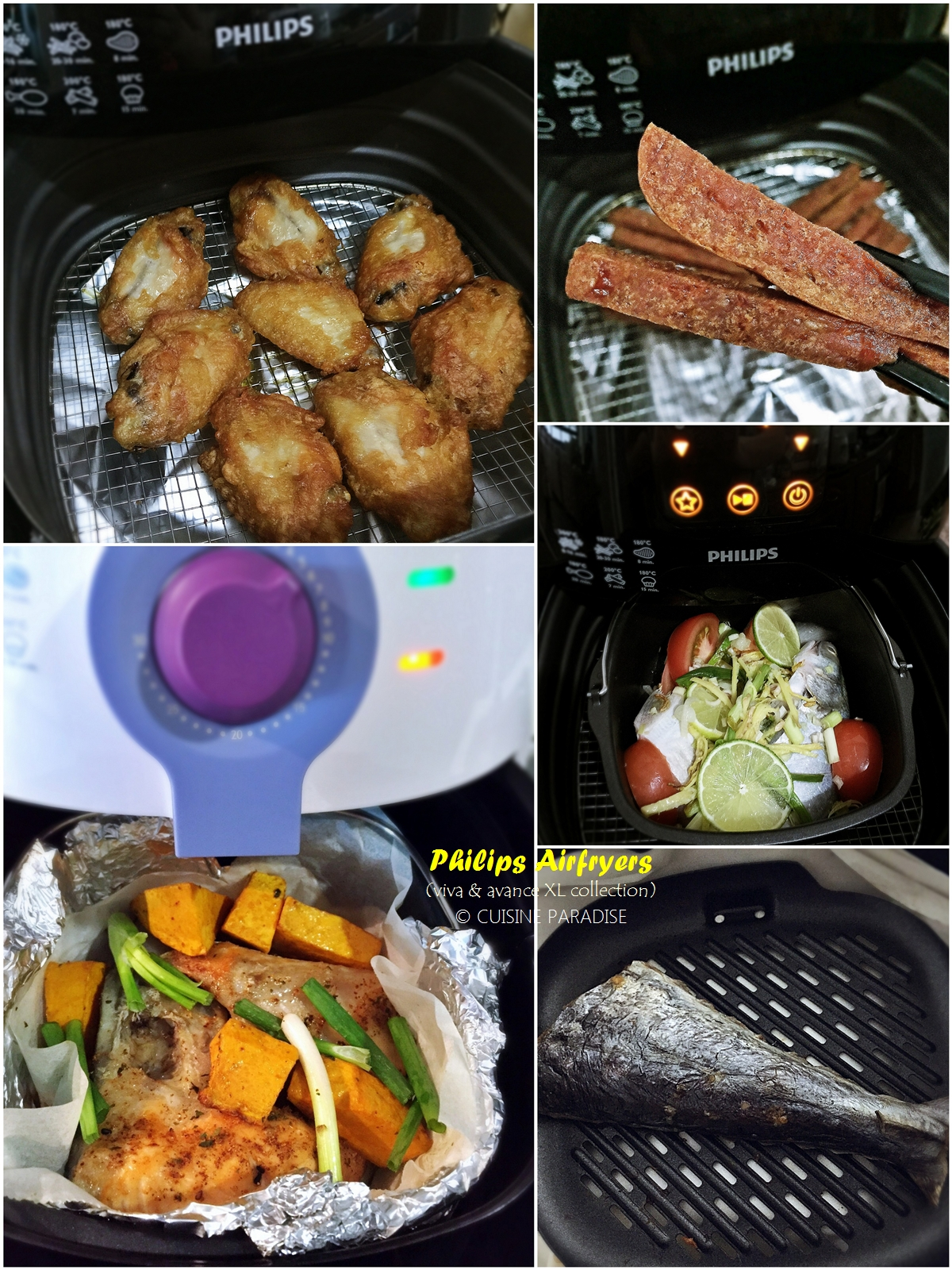 Cuisine paradise singapore food blog recipes reviews and travel recipes quick meals using philips airfryer forumfinder