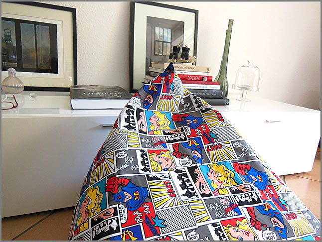 die bildersammlerin sitzsack f r tom. Black Bedroom Furniture Sets. Home Design Ideas