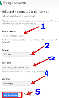 Use Adword keyword planner tool In Hindi