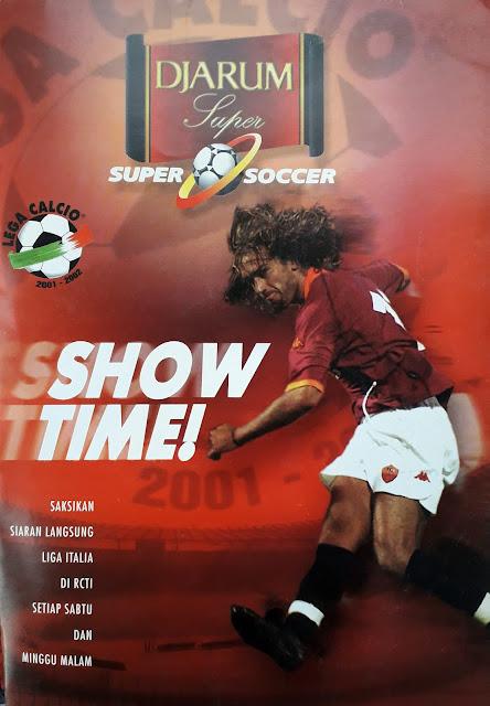 LEGA CALCIO 2001-2002 SHOW TIME!