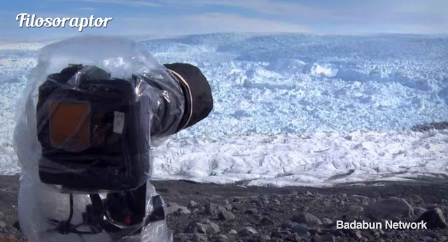 Cámara ubicada en Groenlandia, capta algo muy asombroso