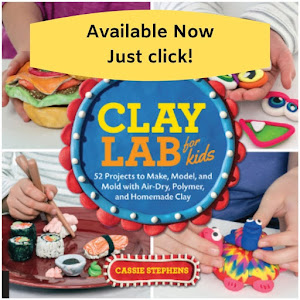 Clay Lab: 52 Clay Projects for Kids!
