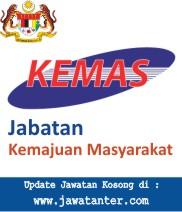 Jabatan Kemajuan Masyarakat (KEMAS)