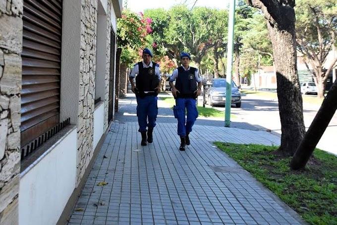 La Policia Local ya recorre las calles de Merlo