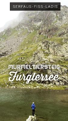 Murmeltiersteig zum Furglersee | Wandern Serfaus-Fiss-Ladis