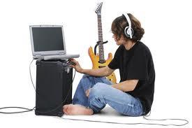 Cách tự thu âm lời bài hát với đàn Guitar