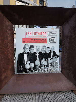 Les Luthiers, Oviedo