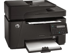 Download Driver HP LaserJet Pro M127fn