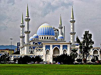 Masjid Sultan Ahmad Mu'adzam Shah, Kuantan