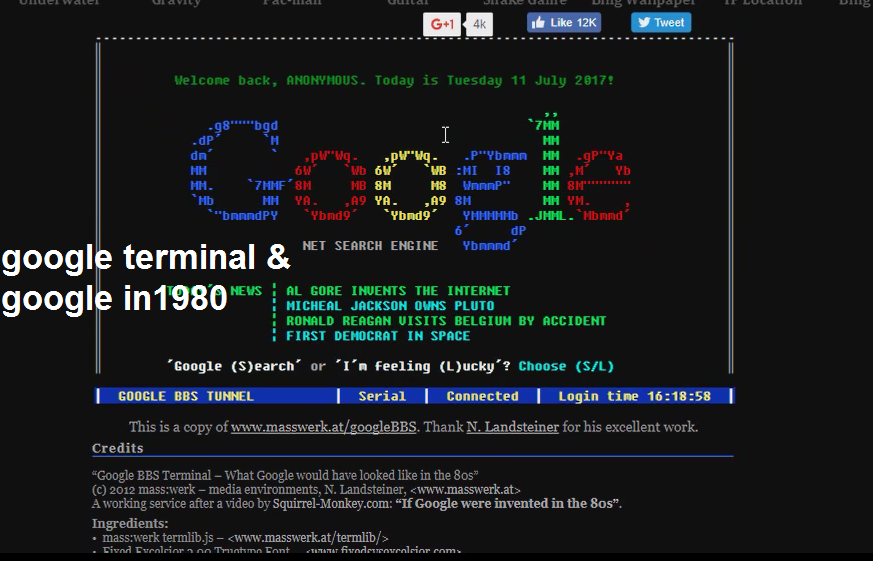 google ke 29 cool tricks full support india