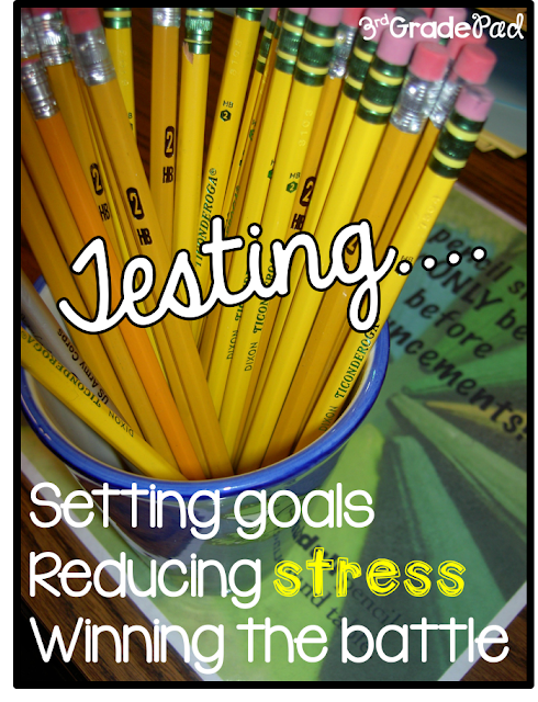 Must do! Simple & effective classroom strategies to reduce testing stress and create positive classroom environment!
