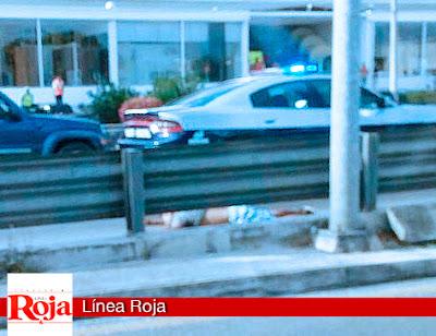 Muere hombre al ser atropellado en el puente de Playa del Carmen