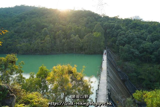 藍地水塘 | 虎地坑 | 行者池 | 屯門徑