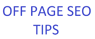 Off Page Seo Tips For Seo Beginners