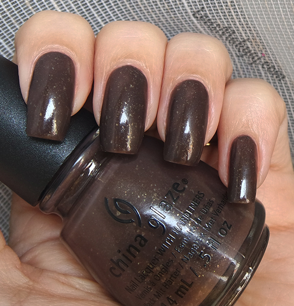 China Glaze Lug Your Designer Baggage