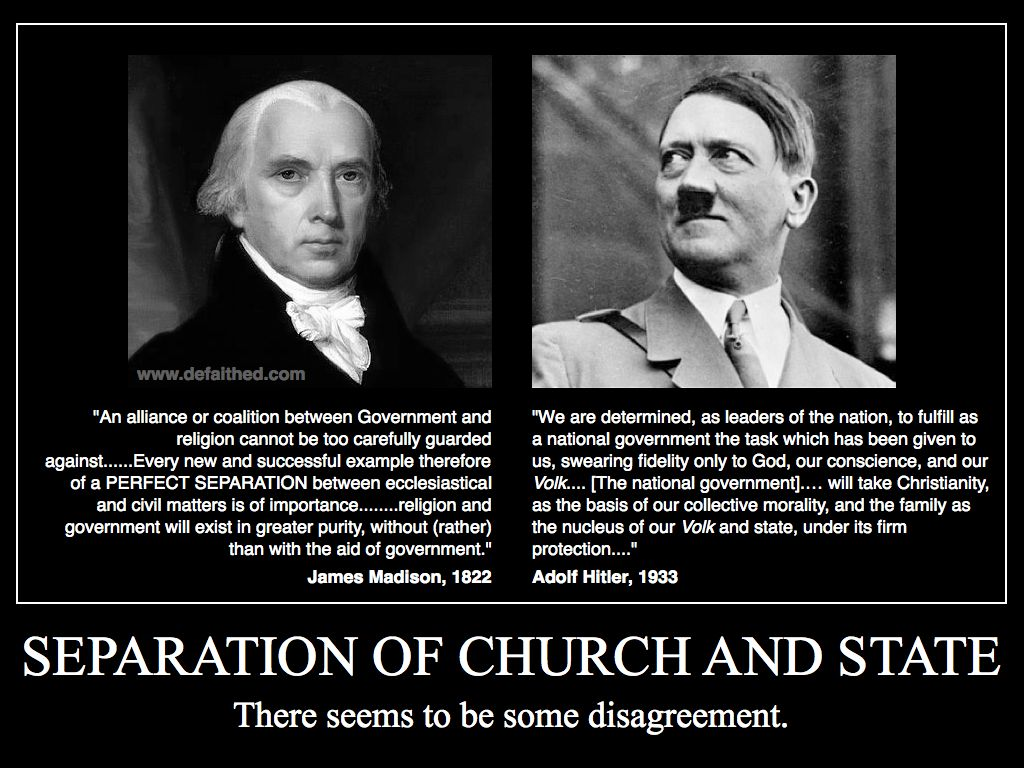 Rants & Reason: Separation of Church and State - Ayn Rand