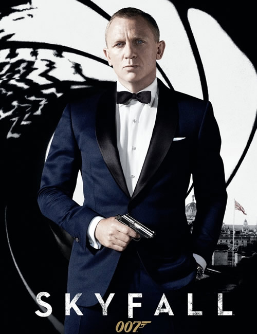 Berühmt Confirmed! Adele Will Sing James Bond Theme For 'Skyfall' | The &PH_24