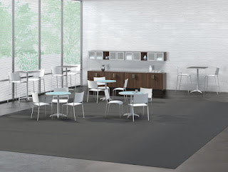 Modern Bistro and Break Room Ideas