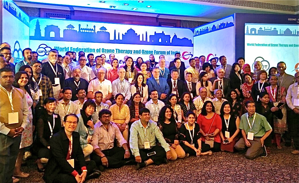 World Federation of Ozone Therapy Conference in Bombay