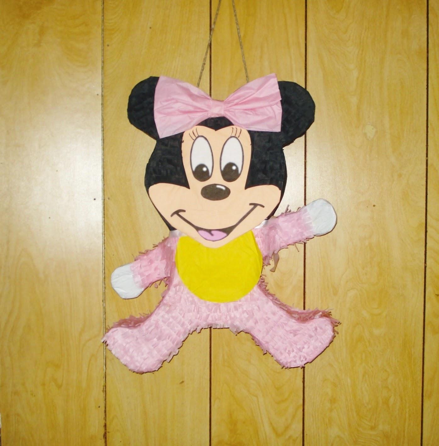 Pinatas Mickey Y Minnie Mouse Pinatas