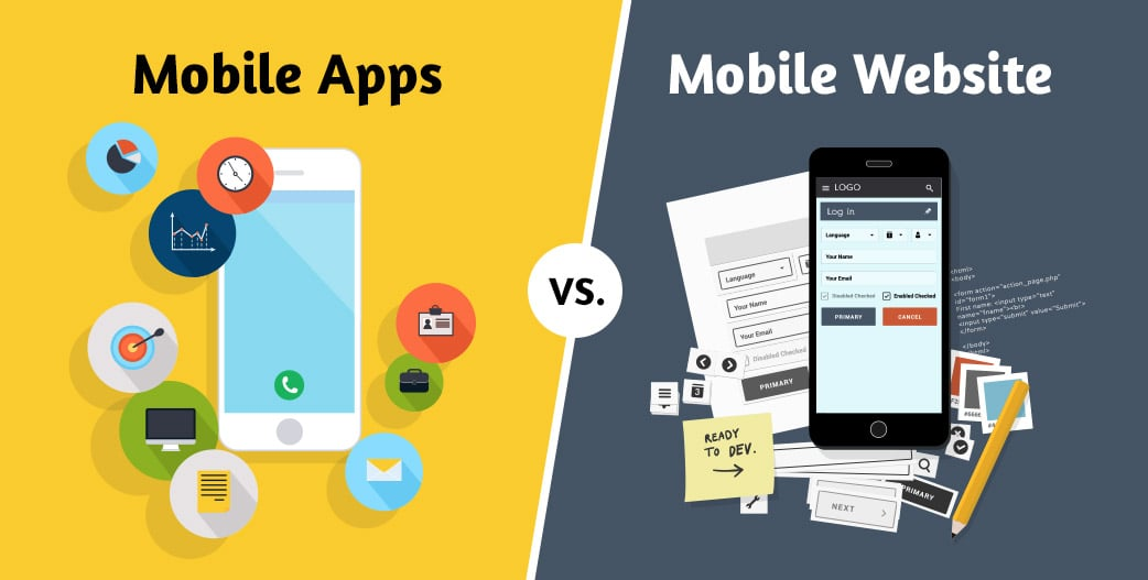 mobile app better than mobile website
