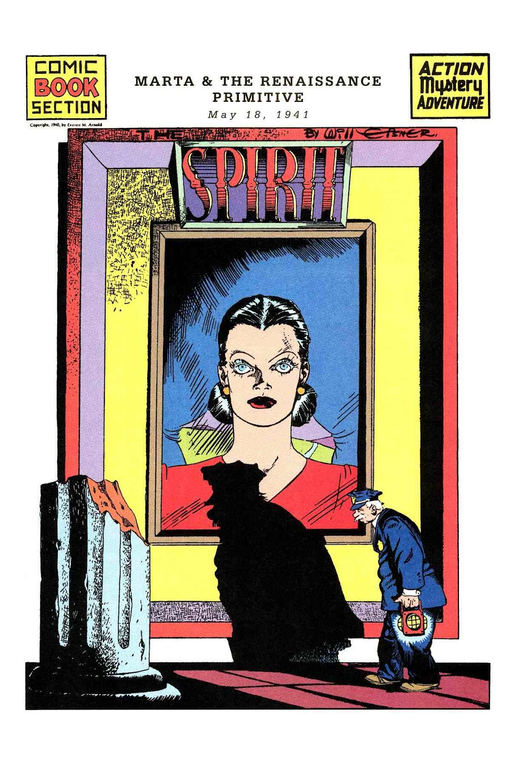 Read online Will Eisner's The Spirit Archives comic -  Issue # TPB 2 (Part 2) - 53