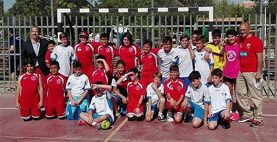Club Balonmano Apóstol Santiago Aranjuez