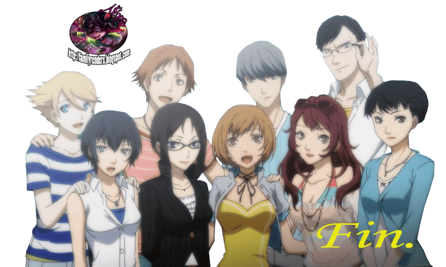 PNG-Persona 4