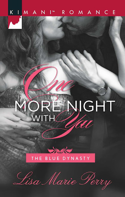 One More Night With You by Lisa Marie Perry PLUS Giveaway!