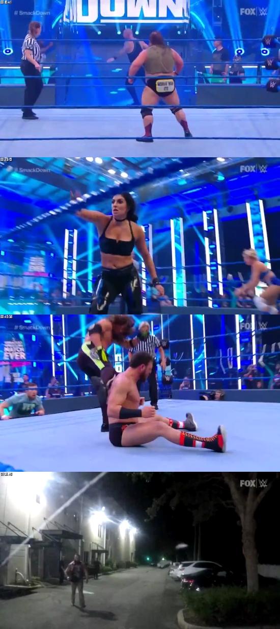 WWE Friday Night Smackdown 05 June 2020 HDTV 720p 480p 300MB
