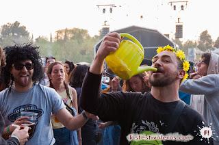 Viñarock, 2016, Festival, Viñarockeros
