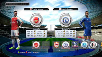 Update Full Patch Pes 2013 Musim Liga 2016-2017 September - Oktober
