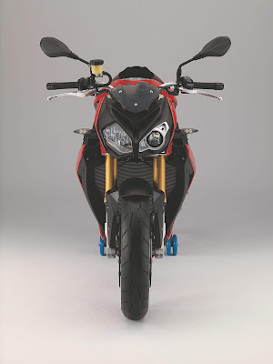 BMW S 1000 R front look